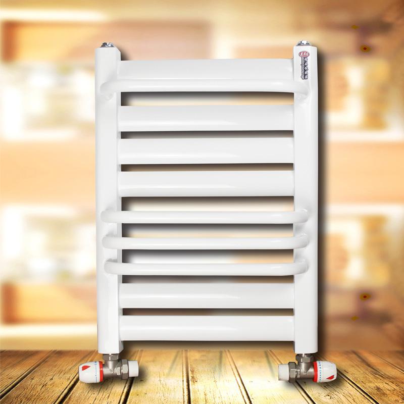 全铝卫浴6+4U扁管散热器