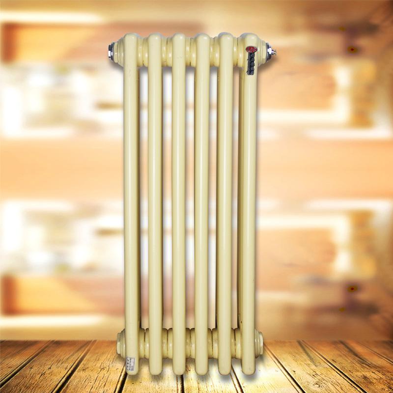 钢制钢四柱散热器