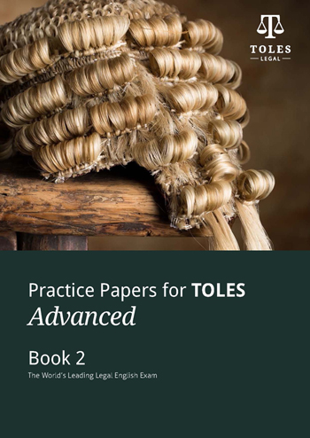 【TOLES官方教材】高级真题册2《Practice Papers for TOLES Advanced- Book Two》