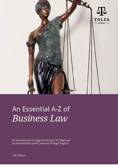 【TOLES官方教材】商法词汇《An Essential A-Z of Business Law》