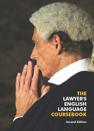 【TOLES官方教材】法律英语综合教程《The Lawyer's English Language Coursebook》