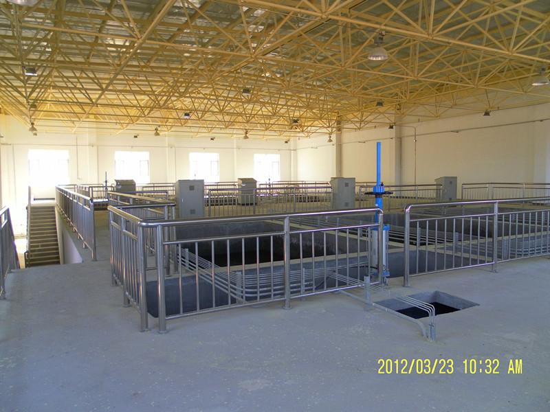 鄂尔多斯市中心城市180000 m3/d供水工程