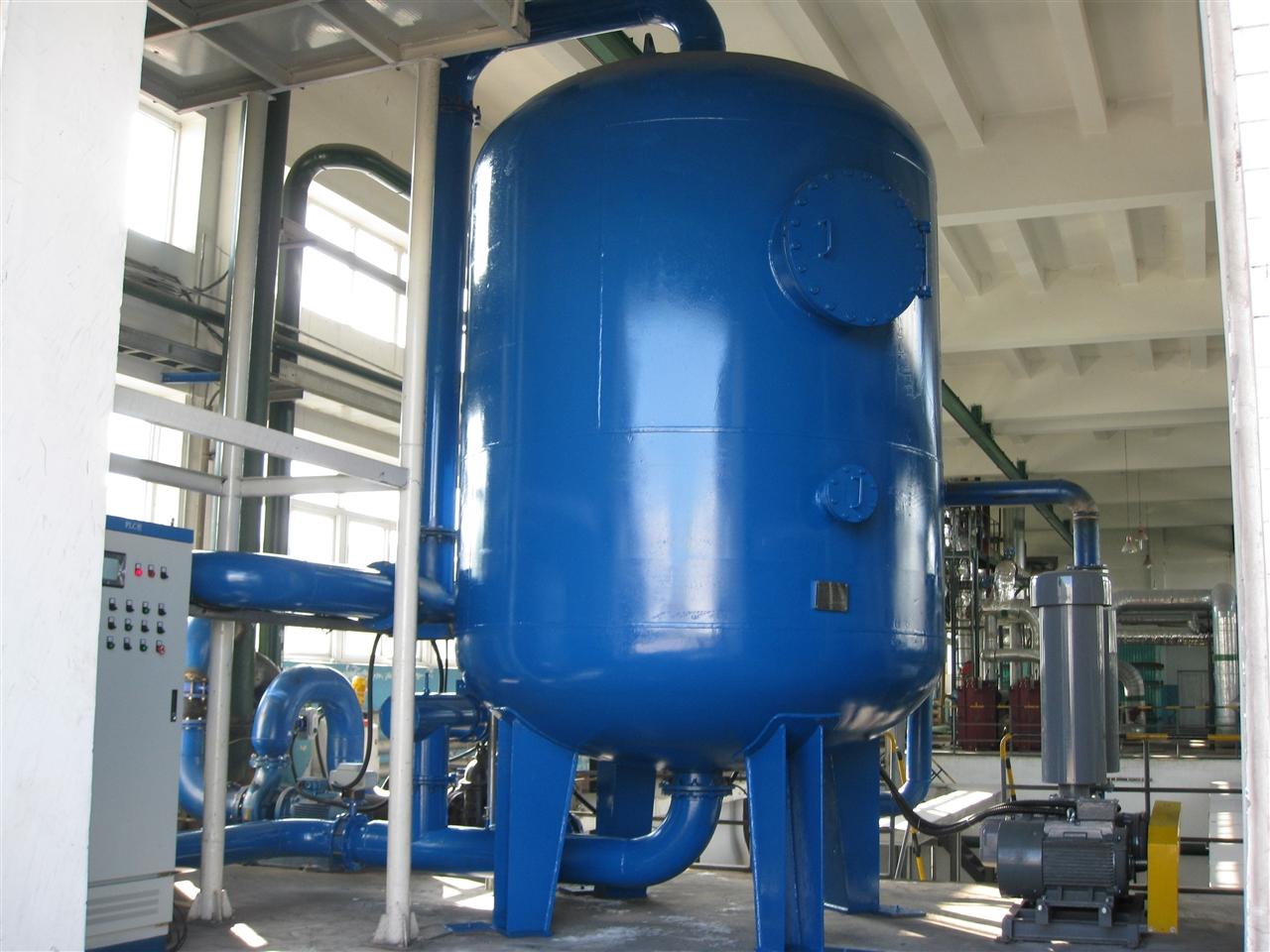 银川佳通14000 m3/d循环冷却水处理工程