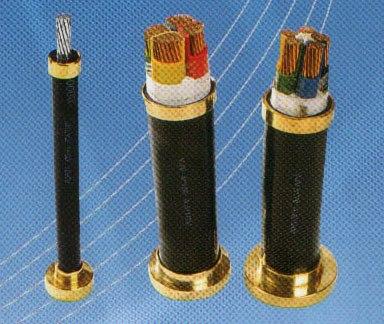 煤矿用移动类阻燃橡磁软电缆