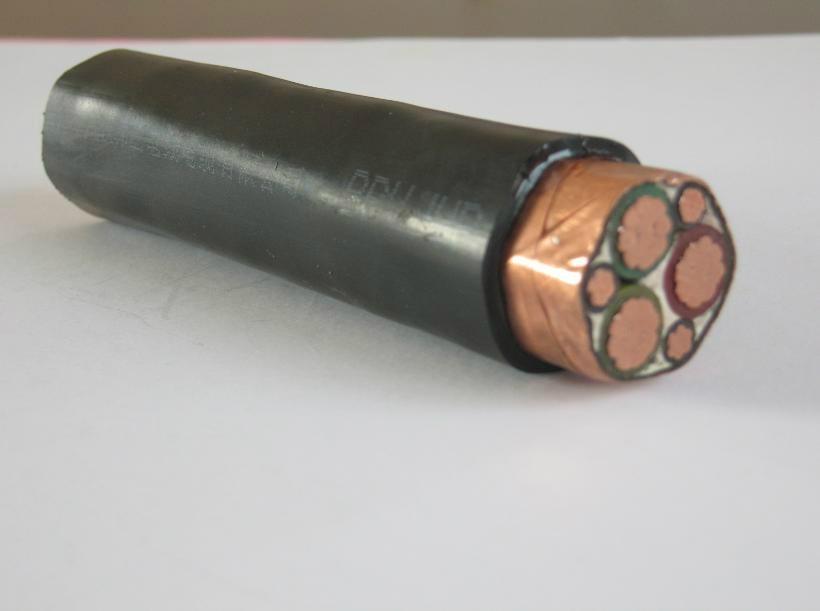 金属屏蔽电力电缆