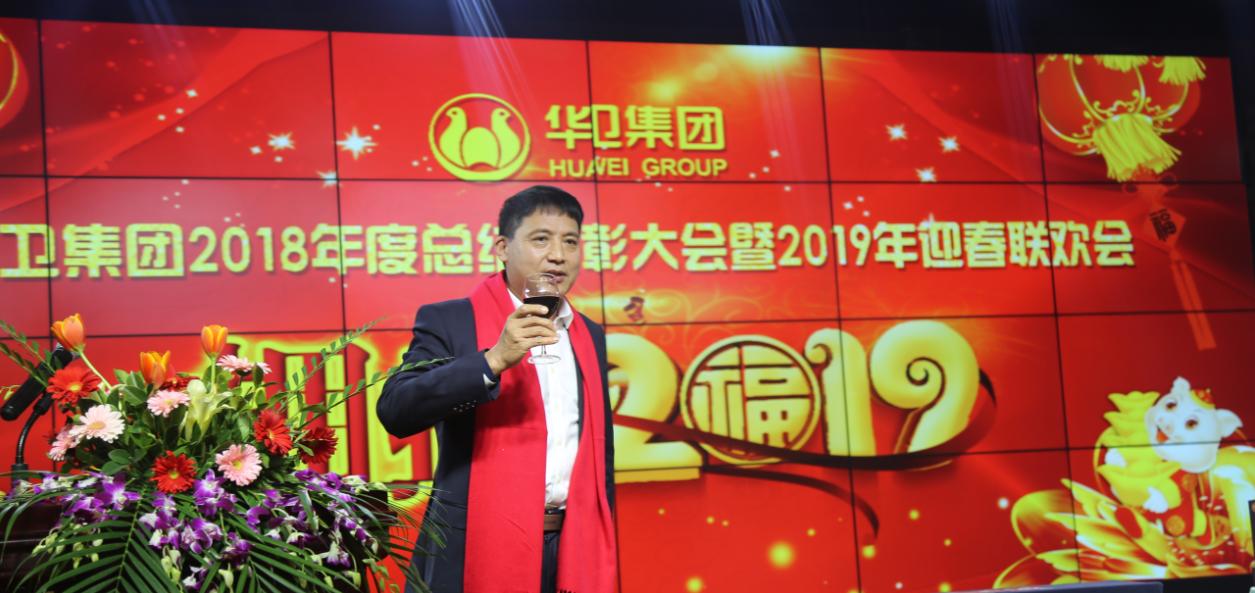 万博manbetx官网主页集团2019年新春贺词