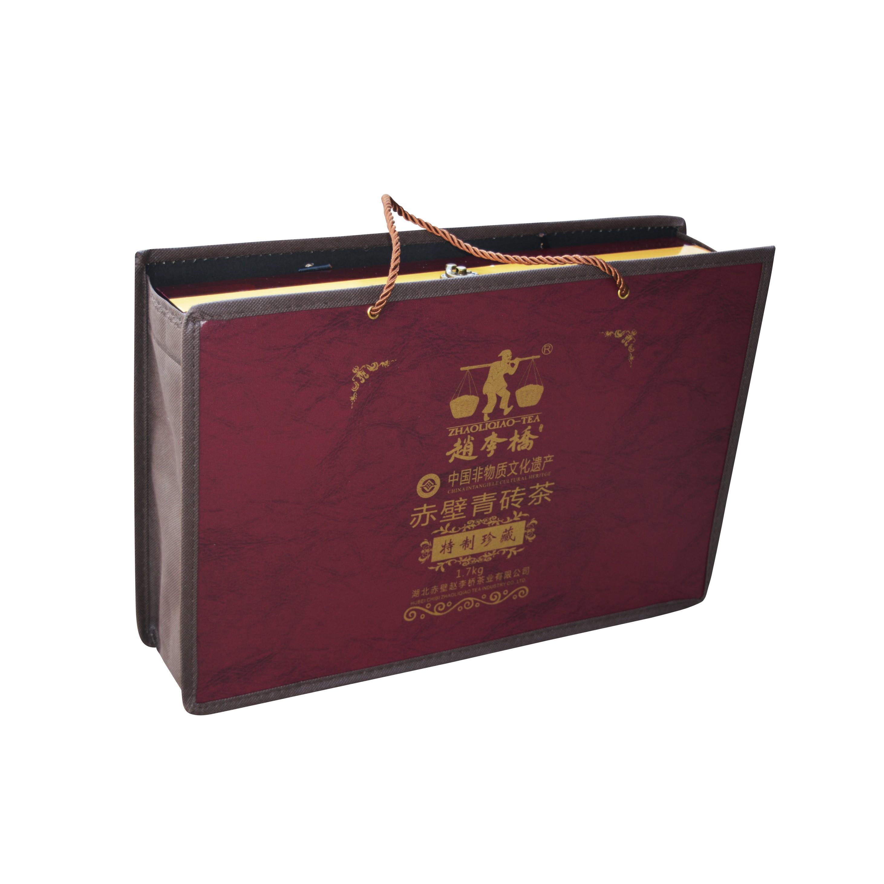特制红木盒装