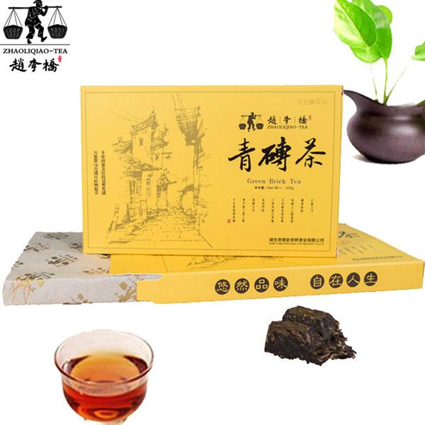 250g精品巧克力青砖茶