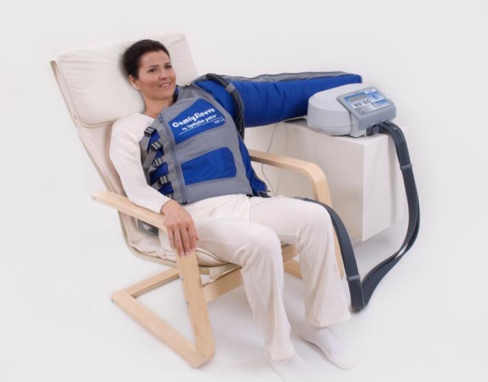 空气波压力治疗仪24腔Ⅲ型 (Lympha Press Optimal)