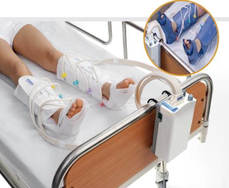 空气波压力治疗仪8腔1型