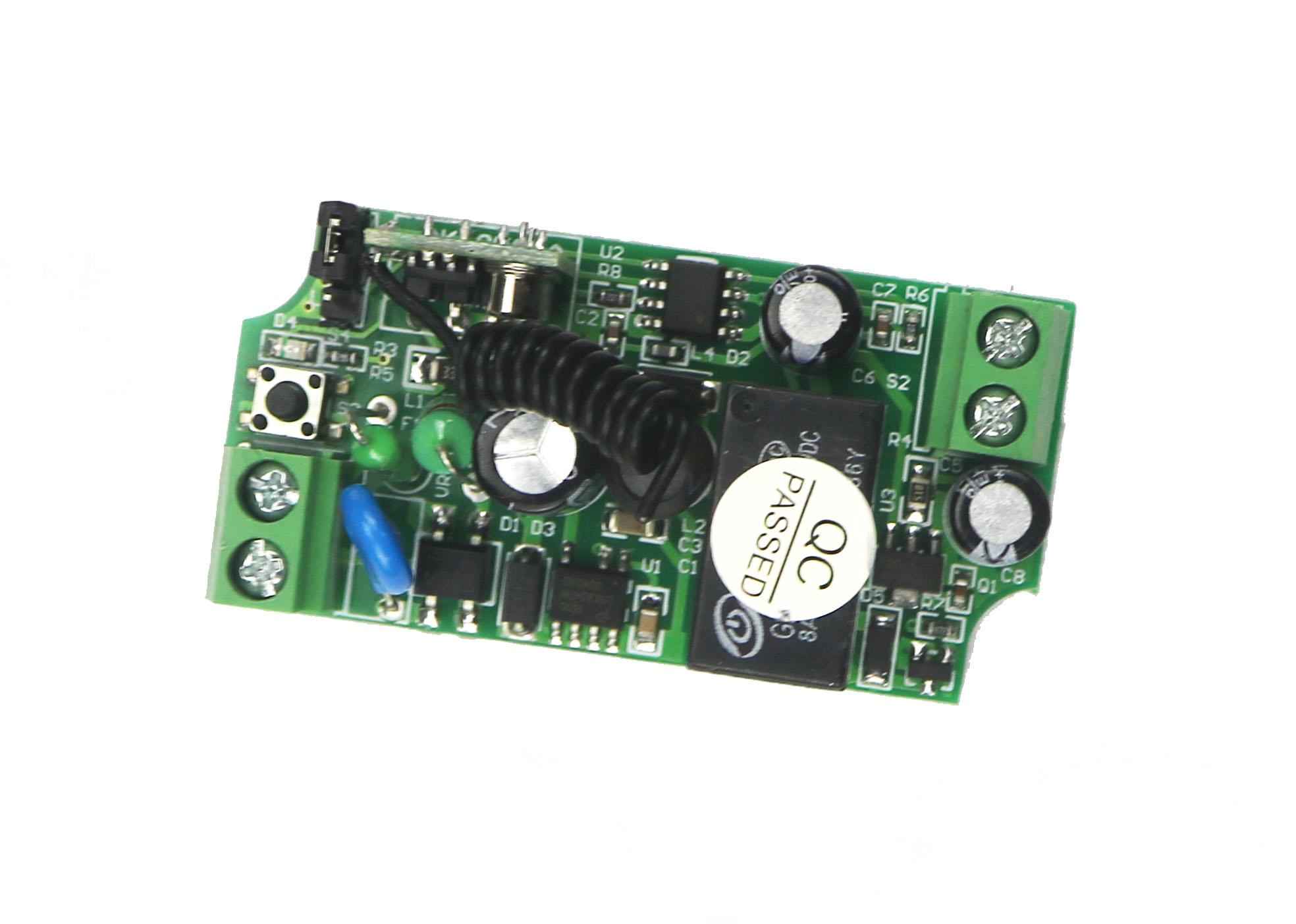 宽电压交/直流单路遥控开关 AK-GK04A