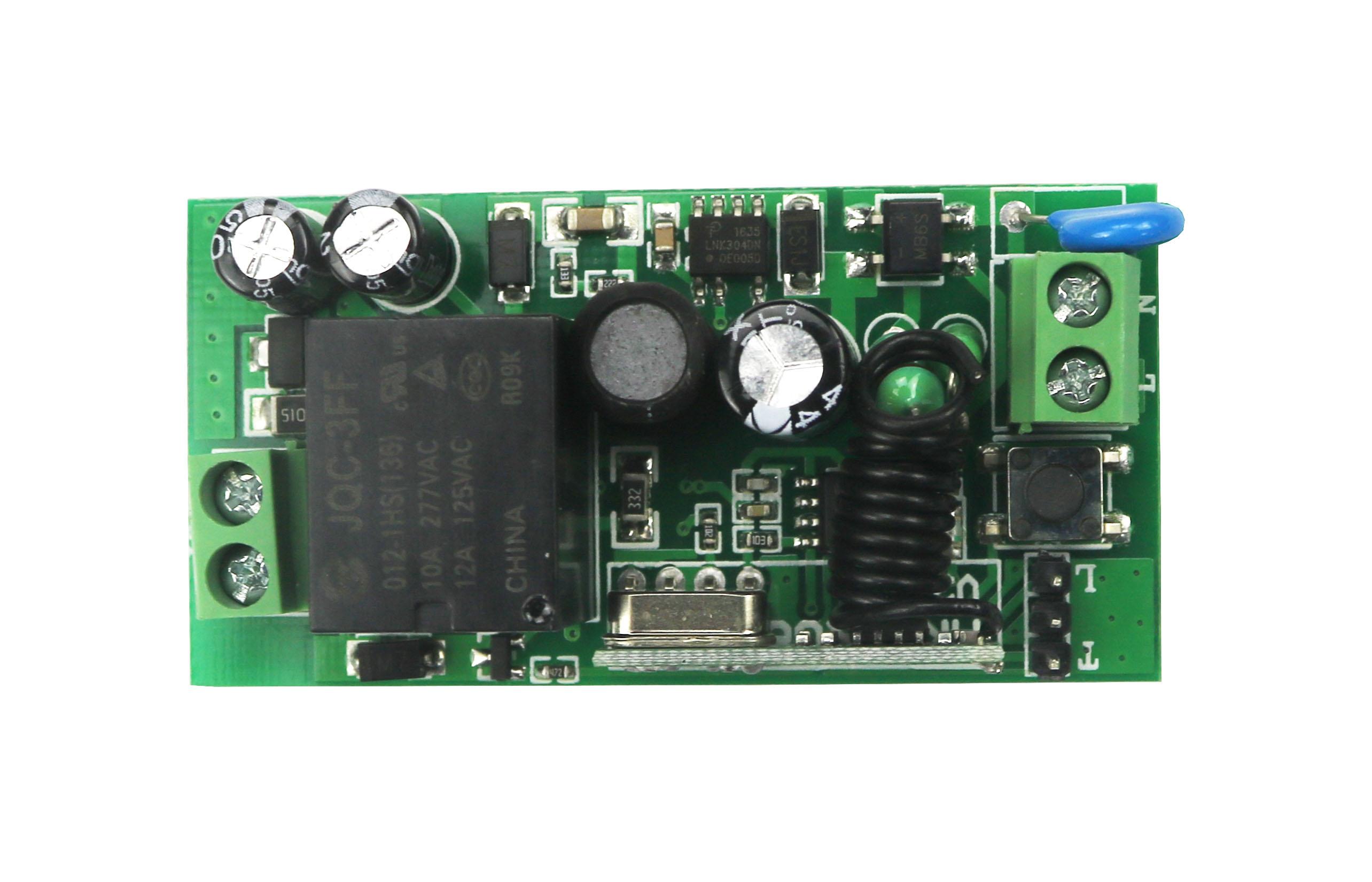 宽电压交/直流单路遥控开关 AK-GK06A
