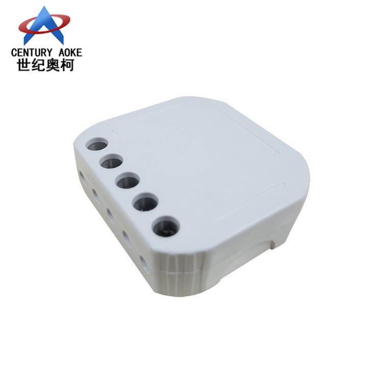 手动开关控制+RF遥控器遥控单路双控220V控制器灯具遥控改装无线开关