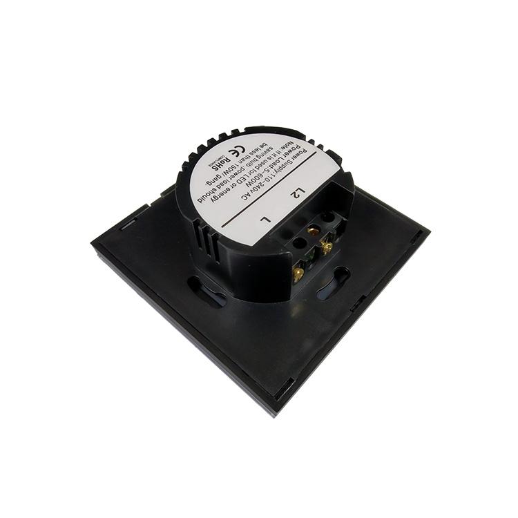 单路零火线单控智能触控开关 RF遥控开关 智能插座 智能家居