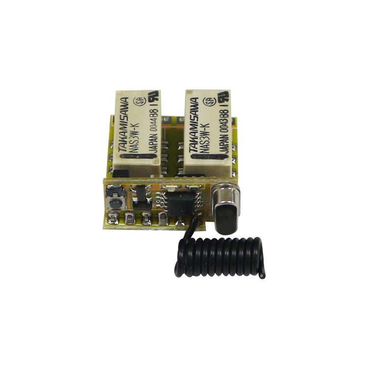 小微两路控制器AK-WK02CA