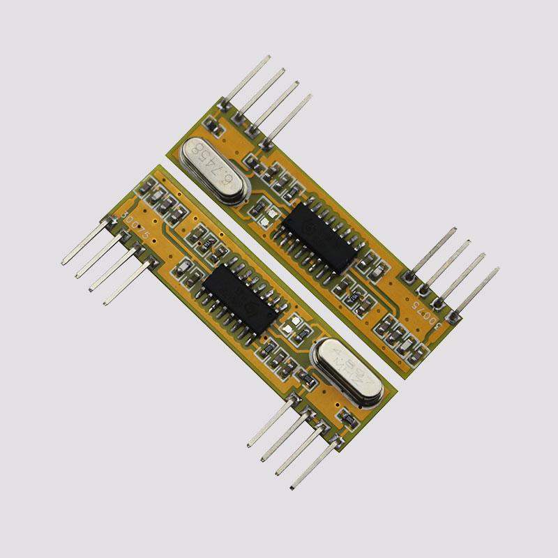 高灵敏超外差无线接收模块AK-RXB7