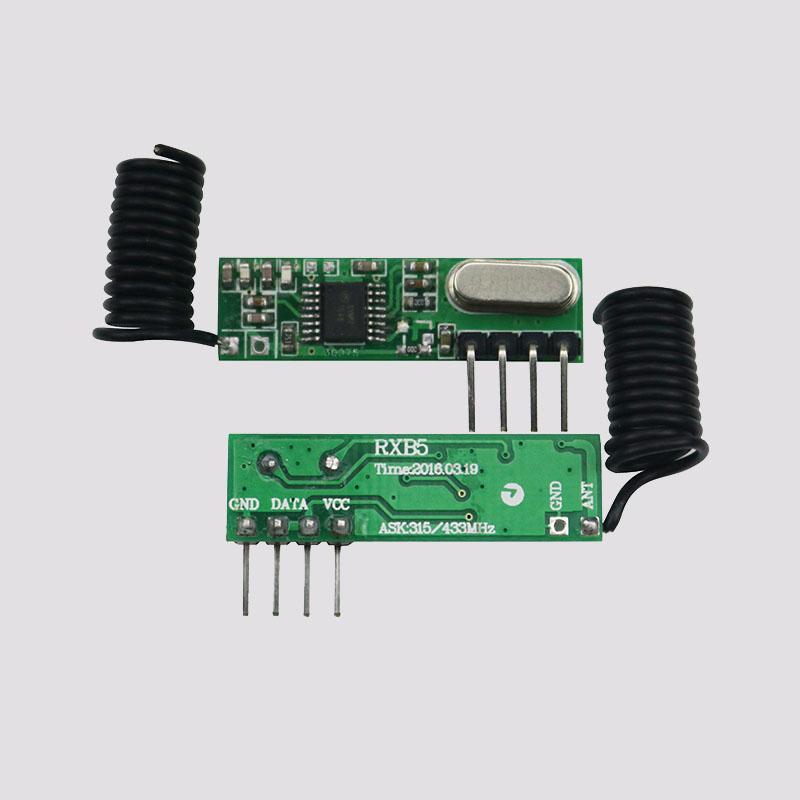 低功耗超外差无线接收模块AK-RXB5