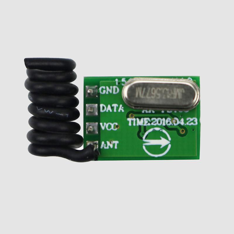 868M小体积低电压无线发射模块AK-FST05
