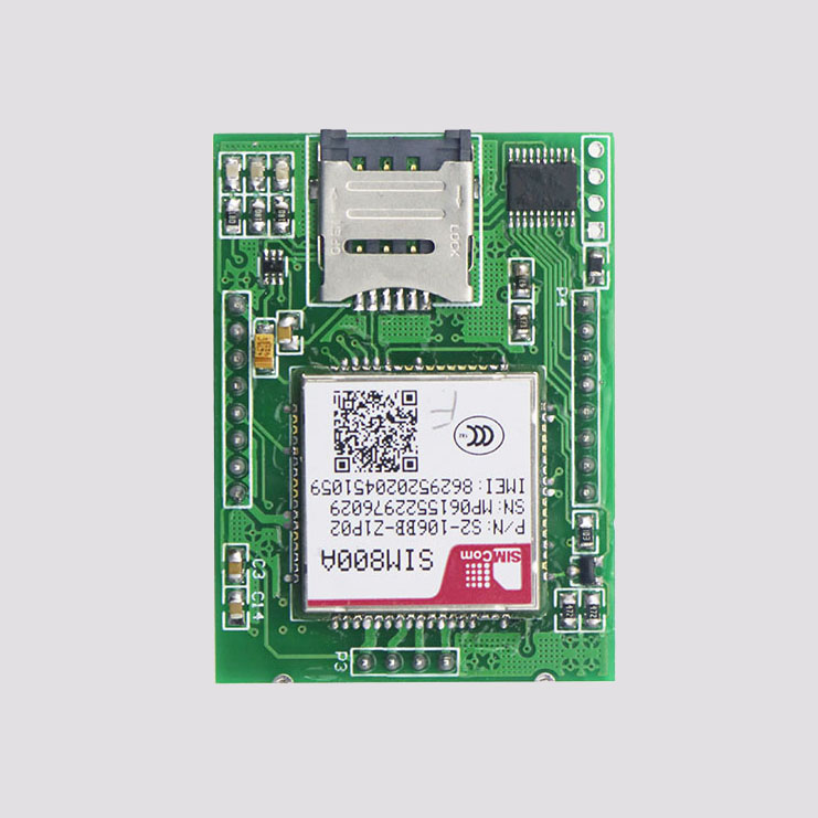 GSM短信控制模块