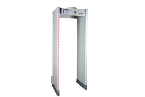 【安检设备租赁厂家】金属探测门是地铁站和机场安检的保护神