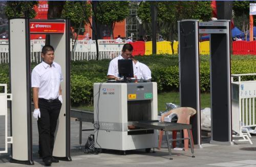 【安检机租赁】通过安检门有哪些规定?