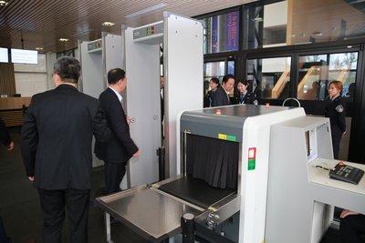 【安检设备租赁】室内型安检门安装需要注意的地方