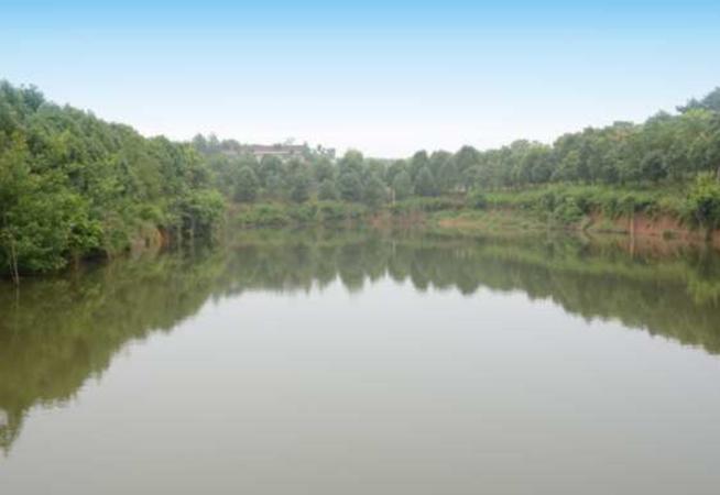 养殖基地水源保护地