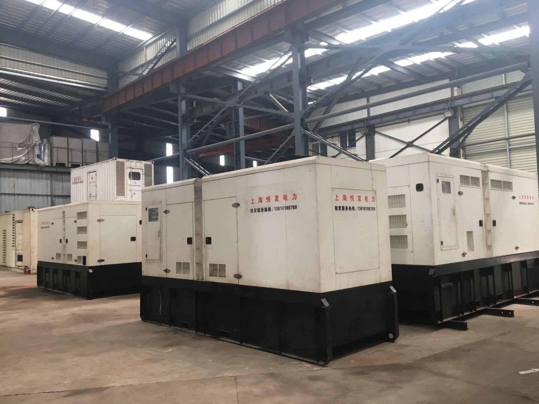 出租发电机,上海发电机出租,上海出租发电机