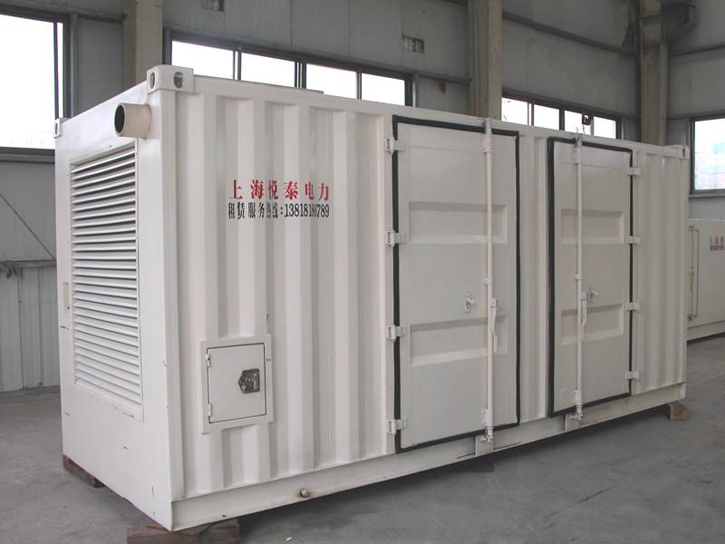 低噪音发电机租赁,租赁发电机