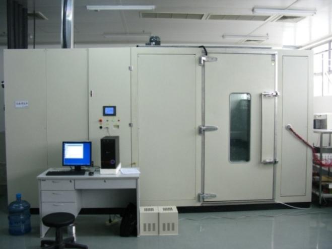 灯具恒温耐久试验室