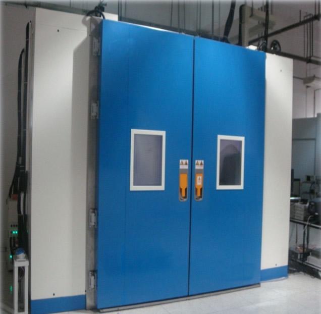 电子产品高低温环境试验室