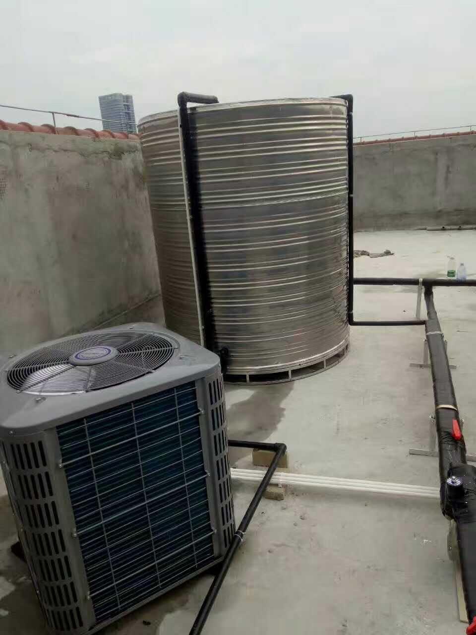 空气能 燃气 电热水器