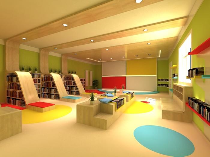 2.0mm纯色幼儿园地板