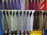 真絲色織領帶