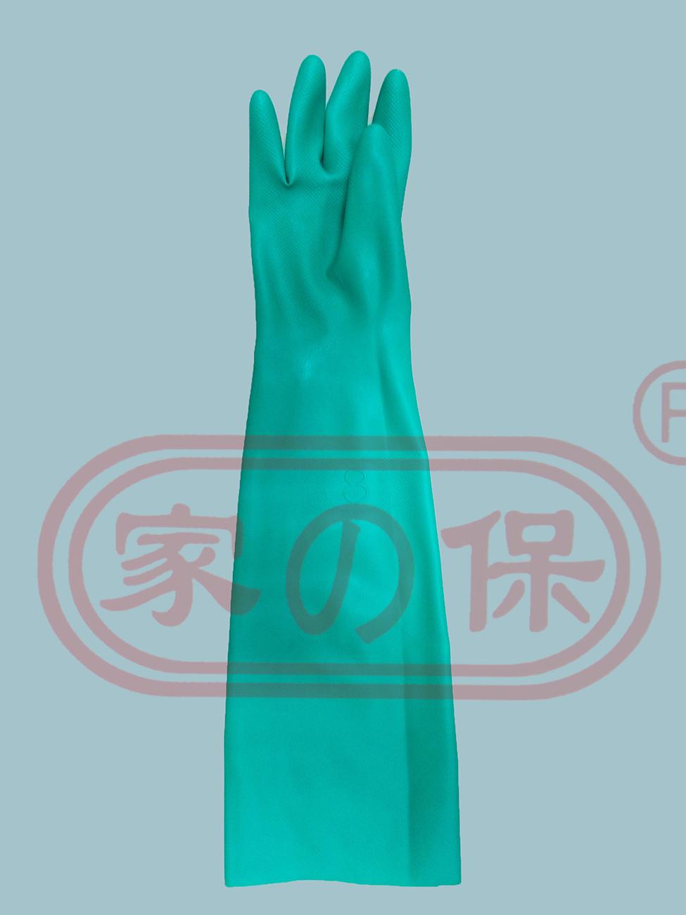 超長加厚55cm丁腈耐油耐溶劑手套