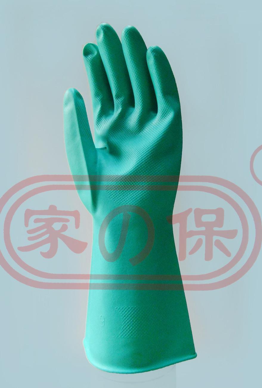 加厚丁腈耐油耐溶劑手套