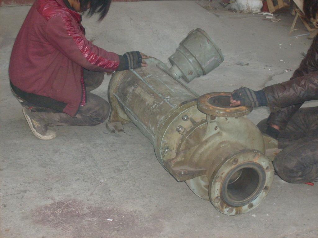 屏蔽泵修理