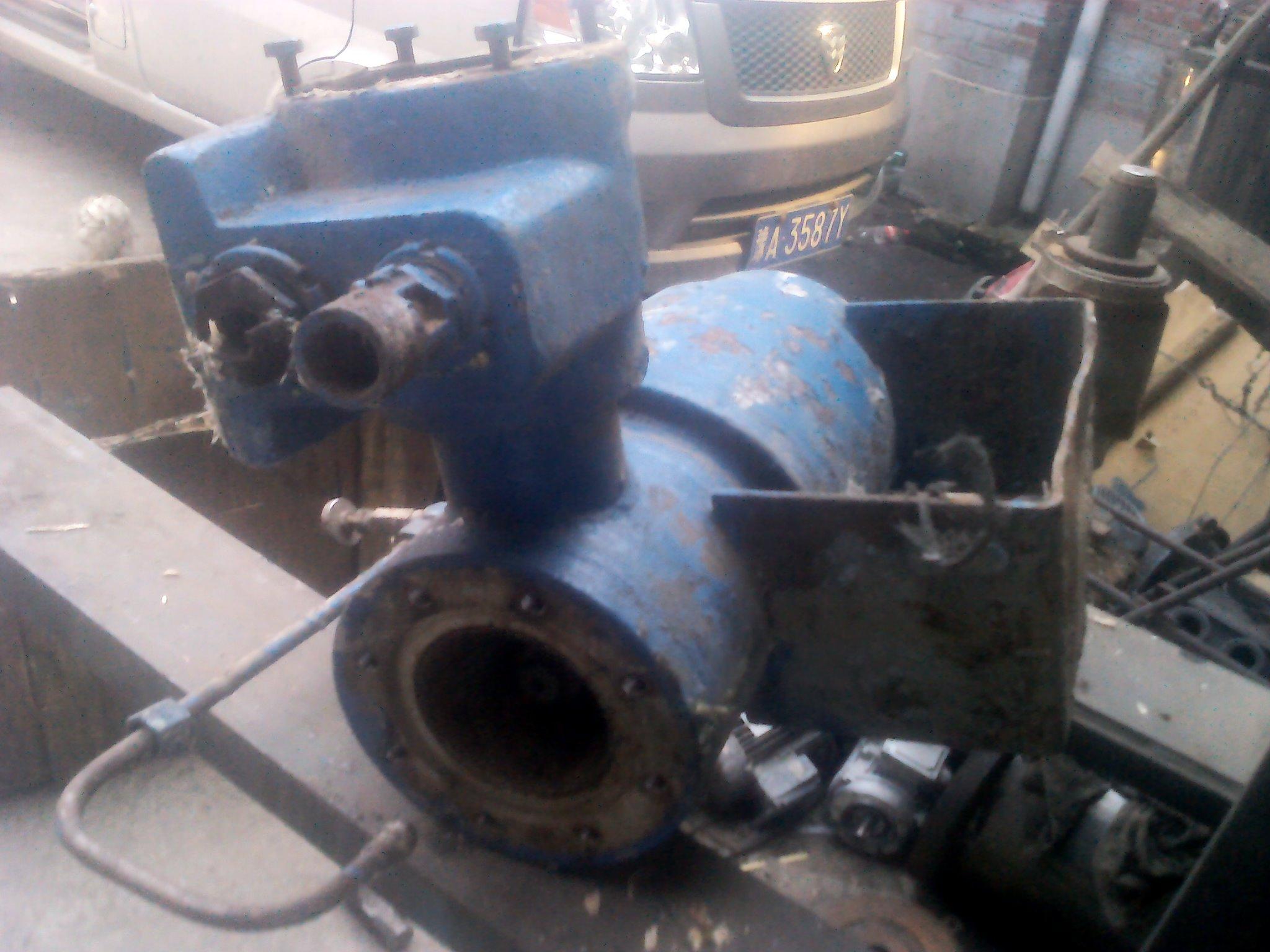 维修保养大型屏蔽泵