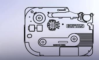 便携式标签机LP6125