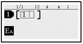 标签机怎么打印从1到80