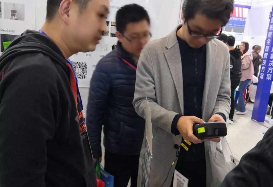 硕方厂家亮相济南安防博览会