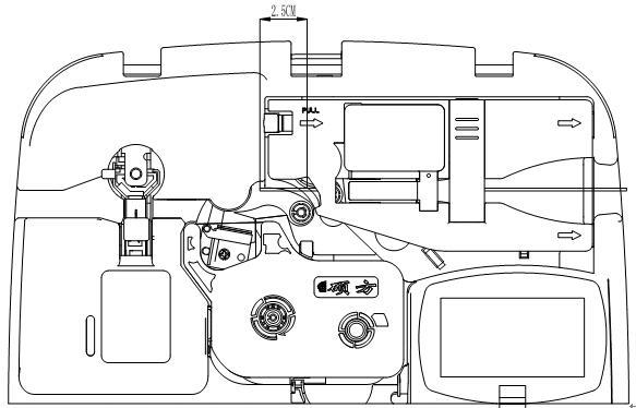 硕方线号机套管安装图