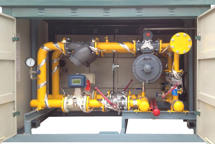 FQ燃氣調壓計量柜