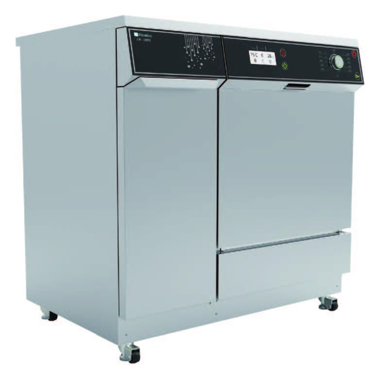 AW-180系列全自动实验室玻璃器皿清洗机