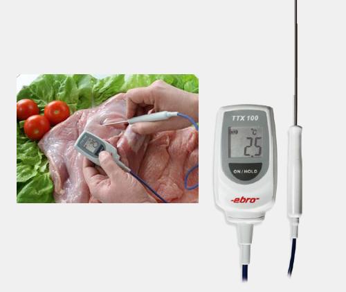 外接式测温仪