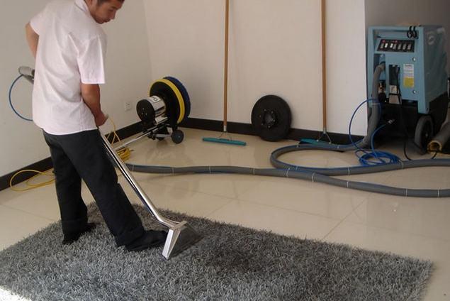 宝亮杰专业地毯清洗