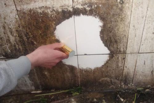 瓷砖污渍如何清洗?