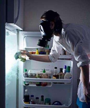 冰箱除异味技巧