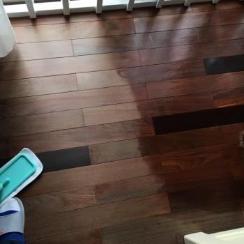 地板打蜡作用