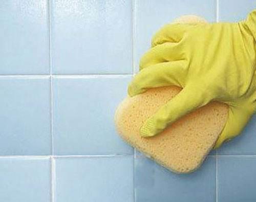 清洁瓷砖的技巧